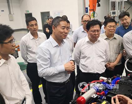 辛国斌开展《新能源汽车产业发展规划(2021-2035年)》编制