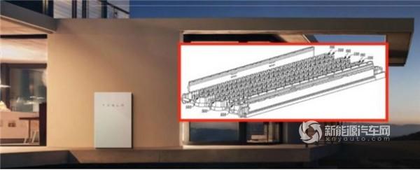 特斯拉申请电池组设计专利 冷却系统使用金属板散热
