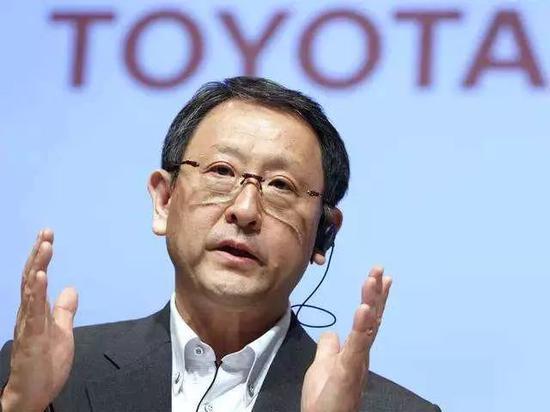 观察 | 丰田电动汽车的加速与难题
